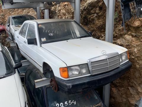 Μεταχειρισμένο αυτοκίνητο MERCEDES    Autoscrap - ΧΡΗΣΤΟΣ ΛΑΒΔΑΡΑΣ & ΥΙΟΙ Ο.Ε   Ανακύκλωση , Απόσυρση Αυτοκινήτων, Καταστροφή Αυτοκινήτων, Διάλυση Αντικειμένων -