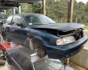 Μεταχειρισμένο αυτοκίνητο Suzuki Baleno 1300cc Κυβικά 80 Ίπποι | Autoscrap - ΧΡΗΣΤΟΣ ΛΑΒΔΑΡΑΣ & ΥΙΟΙ Ο.Ε | Ανακύκλωση , Απόσυρση Αυτοκινήτων, Καταστροφή Αυτοκινήτων, Διάλυση Αντικειμένων -
