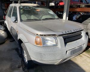 Μεταχειρισμένο αυτοκίνητο Land Rover Freelander 1999 1800 Κυβικά 120 Ίπποι | Autoscrap - ΧΡΗΣΤΟΣ ΛΑΒΔΑΡΑΣ & ΥΙΟΙ Ο.Ε | Ανακύκλωση , Απόσυρση Αυτοκινήτων, Καταστροφή Αυτοκινήτων, Διάλυση Αντικειμένων -
