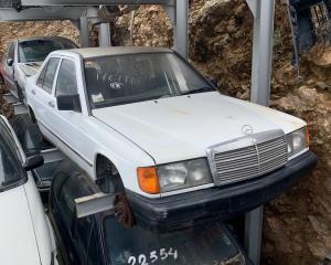 Μεταχειρισμένο αυτοκίνητο MERCEDES  | Autoscrap - ΧΡΗΣΤΟΣ ΛΑΒΔΑΡΑΣ & ΥΙΟΙ Ο.Ε | Ανακύκλωση , Απόσυρση Αυτοκινήτων, Καταστροφή Αυτοκινήτων, Διάλυση Αντικειμένων -