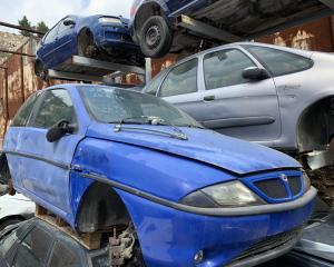 Μεταχειρισμένο αυτοκίνητο Lancia Ypsilon 1997 le 1100 Κυβικά 60 Ίπποι    Autoscrap - ΧΡΗΣΤΟΣ ΛΑΒΔΑΡΑΣ & ΥΙΟΙ Ο.Ε   Ανακύκλωση , Απόσυρση Αυτοκινήτων, Καταστροφή Αυτοκινήτων, Διάλυση Αντικειμένων -