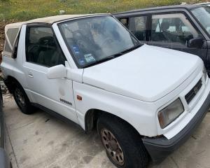 Μεταχειρισμένο αυτοκίνητο Suzuki Vitara 1995 1600 Κυβικά 95 Ίπποι  | Autoscrap - ΧΡΗΣΤΟΣ ΛΑΒΔΑΡΑΣ & ΥΙΟΙ Ο.Ε | Ανακύκλωση , Απόσυρση Αυτοκινήτων, Καταστροφή Αυτοκινήτων, Διάλυση Αντικειμένων -