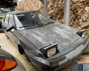 Μεταχειρισμένο αυτοκίνητο Mazda 323F 1991 1600 Κυβικά | Autoscrap - ΧΡΗΣΤΟΣ ΛΑΒΔΑΡΑΣ & ΥΙΟΙ Ο.Ε | Ανακύκλωση , Απόσυρση Αυτοκινήτων, Καταστροφή Αυτοκινήτων, Διάλυση Αντικειμένων -
