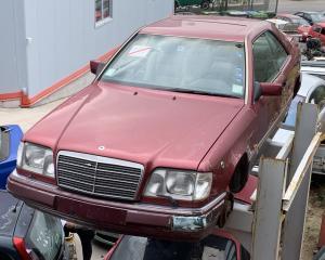 Μεταχειρισμένο αυτοκίνητο Mercedes E220c  C124 1994 2200 Κυβικά 150 Ίπποι | Autoscrap - ΧΡΗΣΤΟΣ ΛΑΒΔΑΡΑΣ & ΥΙΟΙ Ο.Ε | Ανακύκλωση , Απόσυρση Αυτοκινήτων, Καταστροφή Αυτοκινήτων, Διάλυση Αντικειμένων -