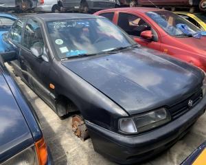 Μεταχειρισμένο αυτοκίνητο Nissan Primera Comfort 1991 SLX 1600 Κυβικά  | Autoscrap - ΧΡΗΣΤΟΣ ΛΑΒΔΑΡΑΣ & ΥΙΟΙ Ο.Ε | Ανακύκλωση , Απόσυρση Αυτοκινήτων, Καταστροφή Αυτοκινήτων, Διάλυση Αντικειμένων -