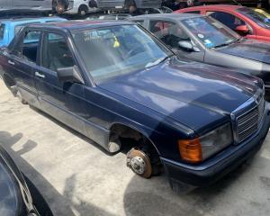 Μεταχειρισμένο αυτοκίνητο Mercedes E190  W201 1989 2000 Κυβικά 120 Ίπποι | Autoscrap - ΧΡΗΣΤΟΣ ΛΑΒΔΑΡΑΣ & ΥΙΟΙ Ο.Ε | Ανακύκλωση , Απόσυρση Αυτοκινήτων, Καταστροφή Αυτοκινήτων, Διάλυση Αντικειμένων -