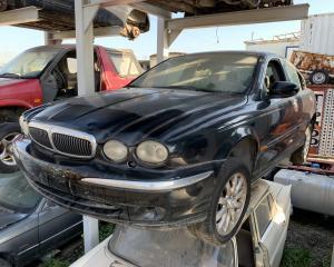 Μεταχειρισμένο αυτοκίνητο Jaguar X-Type  2005 3000 Κυβικά | Autoscrap - ΧΡΗΣΤΟΣ ΛΑΒΔΑΡΑΣ & ΥΙΟΙ Ο.Ε | Ανακύκλωση , Απόσυρση Αυτοκινήτων, Καταστροφή Αυτοκινήτων, Διάλυση Αντικειμένων -