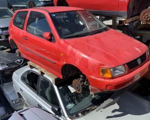 Μεταχειρισμένο αυτοκίνητο Volkswagen Polo III 1998 | Autoscrap - ΧΡΗΣΤΟΣ ΛΑΒΔΑΡΑΣ & ΥΙΟΙ Ο.Ε | Ανακύκλωση , Απόσυρση Αυτοκινήτων, Καταστροφή Αυτοκινήτων, Διάλυση Αντικειμένων -