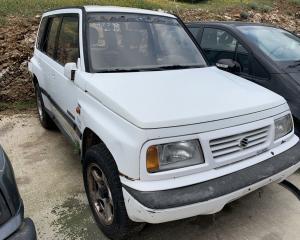 Μεταχειρισμένο αυτοκίνητο Suzuki Vitara  | Autoscrap - ΧΡΗΣΤΟΣ ΛΑΒΔΑΡΑΣ & ΥΙΟΙ Ο.Ε | Ανακύκλωση , Απόσυρση Αυτοκινήτων, Καταστροφή Αυτοκινήτων, Διάλυση Αντικειμένων -