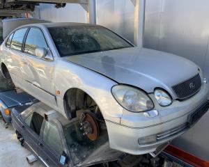 Μεταχειρισμένο αυτοκίνητο Lexus GS 1998 3000 Κυβικά 220 Ίπποι | Autoscrap - ΧΡΗΣΤΟΣ ΛΑΒΔΑΡΑΣ & ΥΙΟΙ Ο.Ε | Ανακύκλωση , Απόσυρση Αυτοκινήτων, Καταστροφή Αυτοκινήτων, Διάλυση Αντικειμένων -