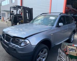 Μεταχειρισμένο αυτοκίνητο BMW Χ3 2006 Κυβικά 3000 Ίπποι 220 | Autoscrap - ΧΡΗΣΤΟΣ ΛΑΒΔΑΡΑΣ & ΥΙΟΙ Ο.Ε | Ανακύκλωση , Απόσυρση Αυτοκινήτων, Καταστροφή Αυτοκινήτων, Διάλυση Αντικειμένων -