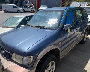 Μεταχειρισμένο αυτοκίνητο KIA SPORTAGE  2000 Κυβικά 2000cc | Autoscrap - ΧΡΗΣΤΟΣ ΛΑΒΔΑΡΑΣ & ΥΙΟΙ Ο.Ε | Ανακύκλωση , Απόσυρση Αυτοκινήτων, Καταστροφή Αυτοκινήτων, Διάλυση Αντικειμένων -