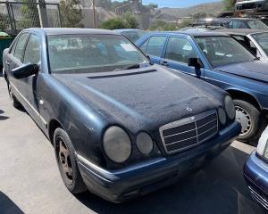 Μεταχειρισμένο αυτοκίνητο MERCEDES E200K W210 1998 Κυβικά 2000cc Ίπποι 180HP | Autoscrap - ΧΡΗΣΤΟΣ ΛΑΒΔΑΡΑΣ & ΥΙΟΙ Ο.Ε | Ανακύκλωση , Απόσυρση Αυτοκινήτων, Καταστροφή Αυτοκινήτων, Διάλυση Αντικειμένων -