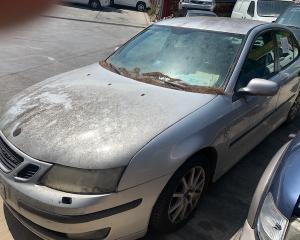 Μεταχειρισμένο αυτοκίνητο SAAB 93 2003 Κυβικά 2000cc   Autoscrap - ΧΡΗΣΤΟΣ ΛΑΒΔΑΡΑΣ & ΥΙΟΙ Ο.Ε   Ανακύκλωση , Απόσυρση Αυτοκινήτων, Καταστροφή Αυτοκινήτων, Διάλυση Αντικειμένων -