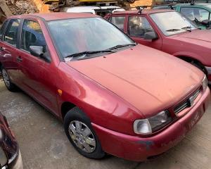Μεταχειρισμένο αυτοκίνητο SEAT IBIZA 1999 | Autoscrap - ΧΡΗΣΤΟΣ ΛΑΒΔΑΡΑΣ & ΥΙΟΙ Ο.Ε | Ανακύκλωση , Απόσυρση Αυτοκινήτων, Καταστροφή Αυτοκινήτων, Διάλυση Αντικειμένων -